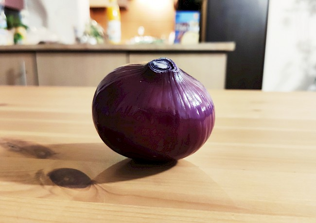 Red onion - calories, kcal