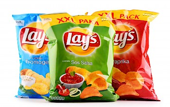 Lays chips - calories, nutrition, weight