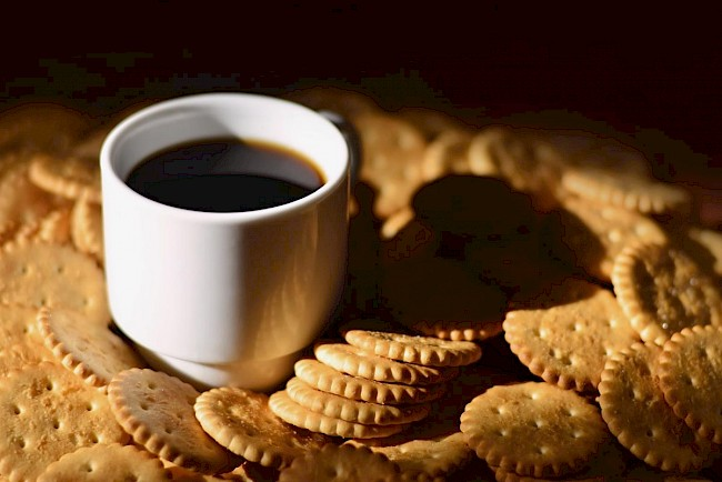 Biscuits - calories, kcal, weight, nutrition