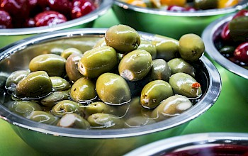 Olives - calories, nutrition, weight