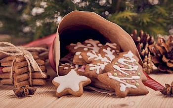 Gingerbread cookie - calories, nutrition, weight