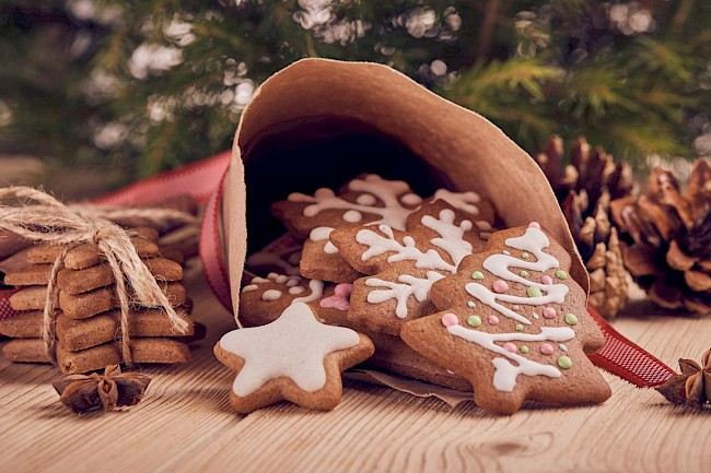 Gingerbread cookie - calories, kcal