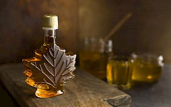 Maple syrup - calories, nutrition, weight