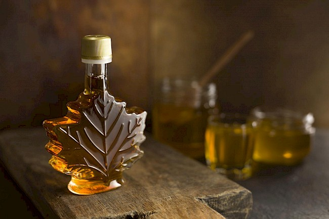 Maple syrup - calories, kcal
