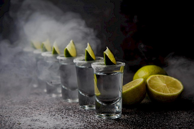 Tequila - calories, kcal