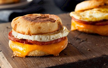 Egg McMuffin McDonalds - calories, nutrition, weight