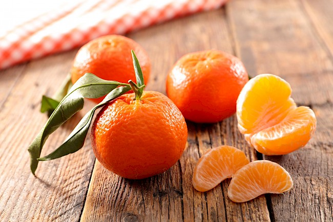 Clementine - calories, kcal