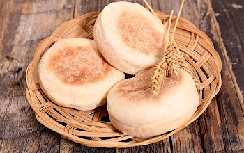 English muffin - calories, nutrition, weight