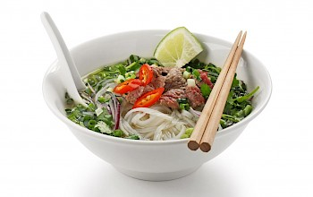 Pho - calories, nutrition, weight