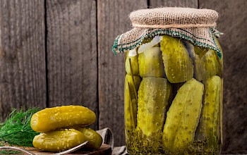 Pickles - calories, nutrition, weight