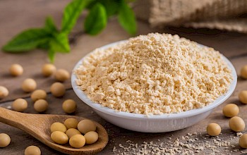 Soy flour - calories, nutrition, weight