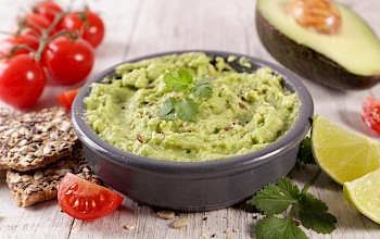 Guacamole - calories, nutrition, weight