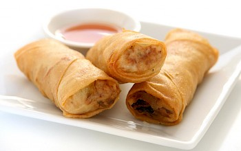 Egg roll - calories, nutrition, weight