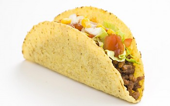 Taco Bell Taco - calories, nutrition, weight