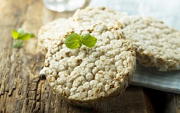 Rice cake - calories, nutrition, weight