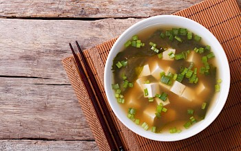 Miso soup - calories, nutrition, weight