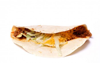 Soft Taco Taco Bell - calories, nutrition, weight