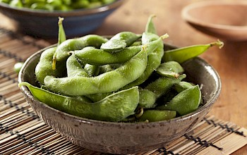 Edamame - calories, nutrition, weight