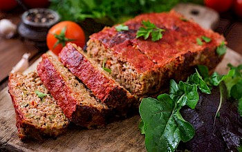 Meatloaf - calories, nutrition, weight
