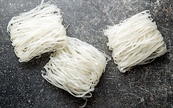 Rice noodles - calories, nutrition, weight