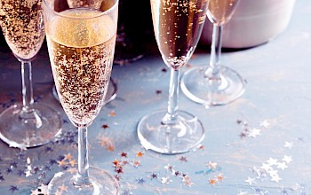 Champagne - calories, nutrition, weight
