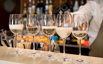Prosecco - calories, nutrition, weight