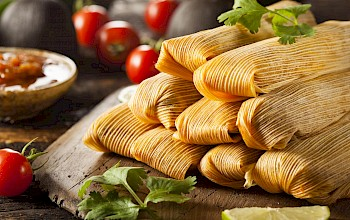 Tamales - calories, nutrition, weight