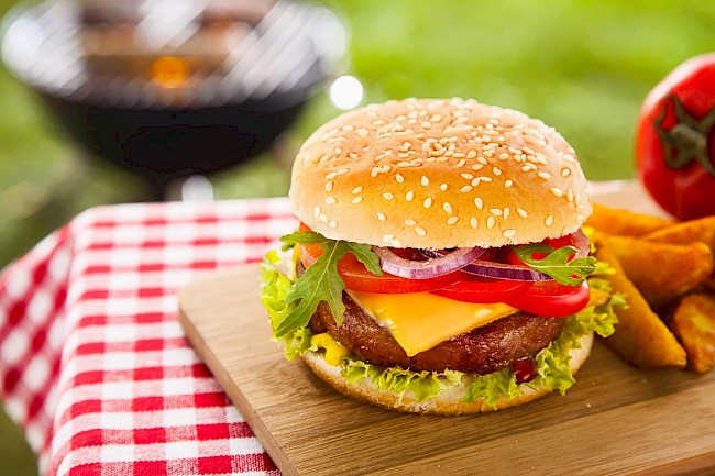 Quarter Pounder With Cheese - calories, kcal