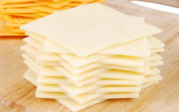 American cheese - calories, nutrition, weight
