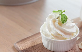 Heavy whipping cream - calories, nutrition, weight
