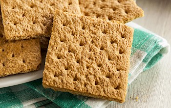 Graham crackers - calories, nutrition, weight