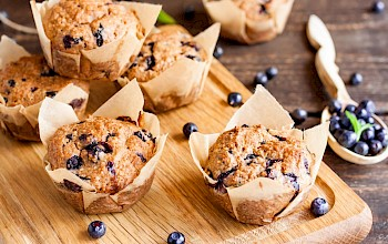 Blueberry muffin - calories, nutrition, weight