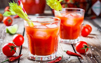Bloody Mary - calories, nutrition, weight