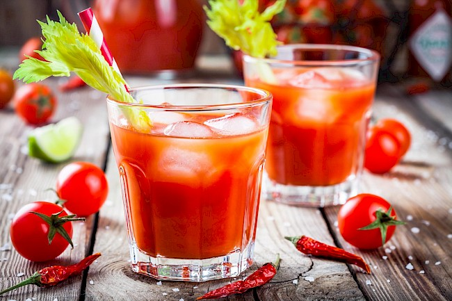 Bloody Mary - calories, kcal