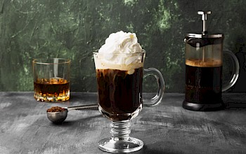 Irish Coffee - calories, nutrition, weight