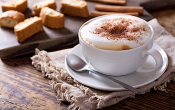 Cappuccino - calories, nutrition, weight