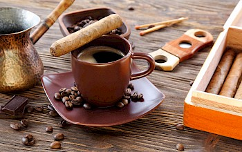 Cuban coffee - calories, nutrition, weight