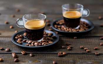 Espresso - calories, nutrition, weight