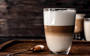 Latte coffee - calories, nutrition, weight