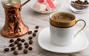 Turkish coffee - calories, nutrition, weight