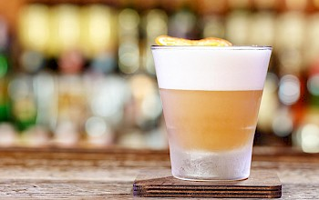 Whiskey sour - calories, nutrition, weight