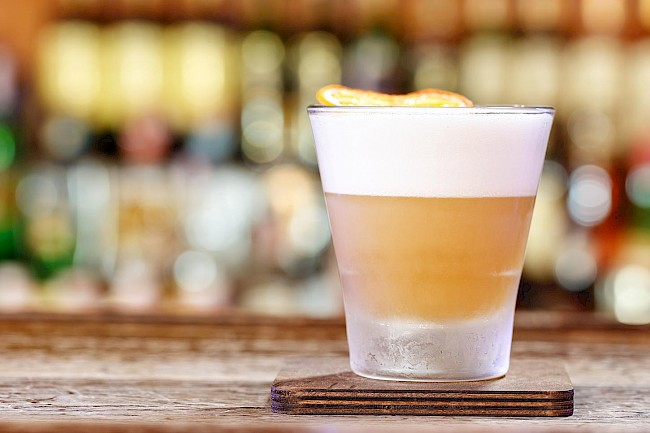 Whiskey sour - calories, kcal