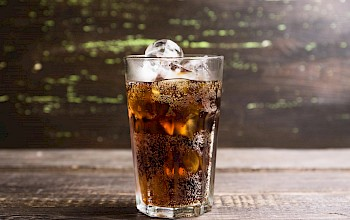 Whiskey and diet cola - calories, nutrition, weight