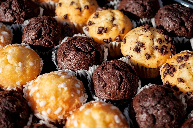 Costco muffin - calories, kcal