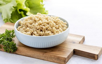 Cooked quinoa - calories, nutrition, weight
