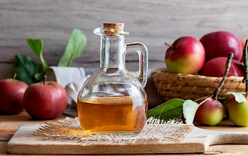 Apple cider vinegar - calories, nutrition, weight