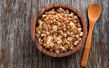 Granola - calories, nutrition, weight