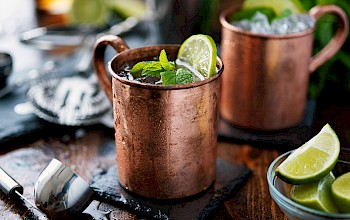 Moscow mule - calories, nutrition, weight