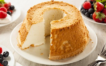 Angel food cake - calories, nutrition, weight