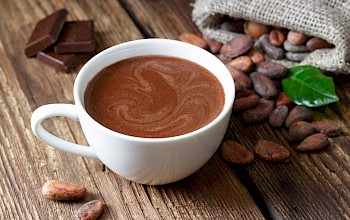 Hot chocolate - calories, nutrition, weight
